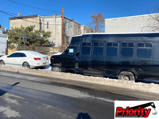 bus towing company